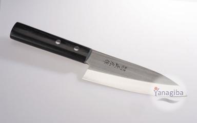 Японский поварской нож для разделки Deba Масахиро (Masahiro) L16.5