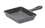 Сковорода чугунная 12.5*10.6*2 см