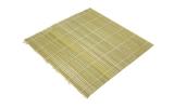 27-0014 Циновка бамбуковая 270х260 мм.